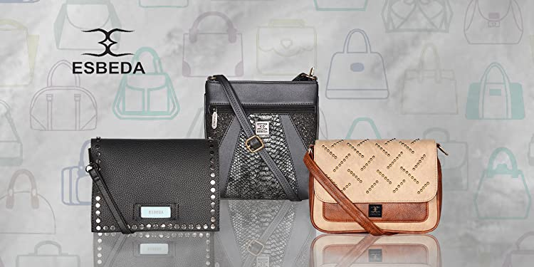 Buy handbags clutch bags at Best Prices of 2021 in India from ESBEDA